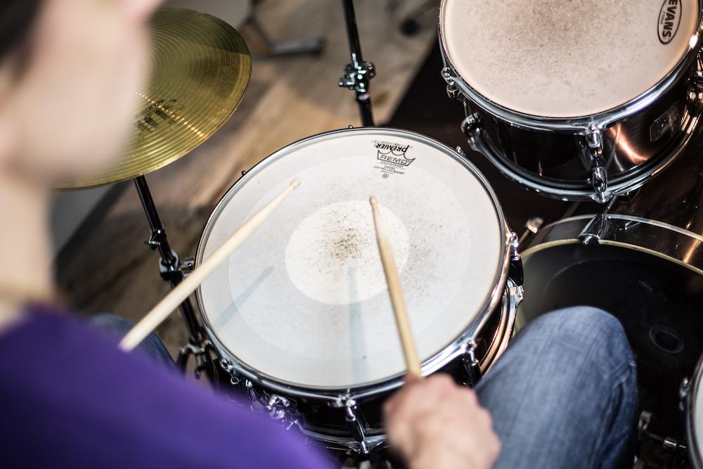 Drumles in Amersfoort